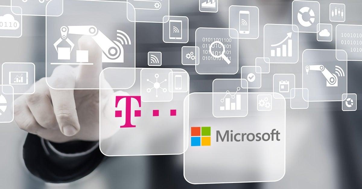 T-Systems bietet kompletten Azure-Service