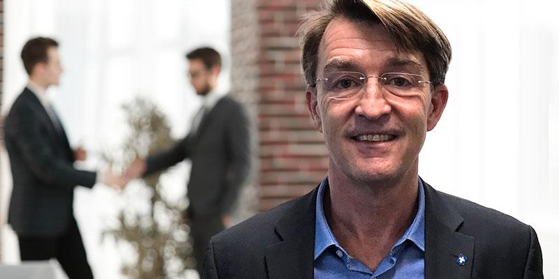 Louis Emery, Head of SI/DI, T-Systems Schweiz