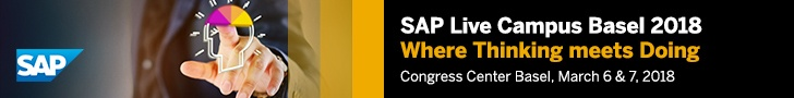 SAP Live Campus Basel 2018