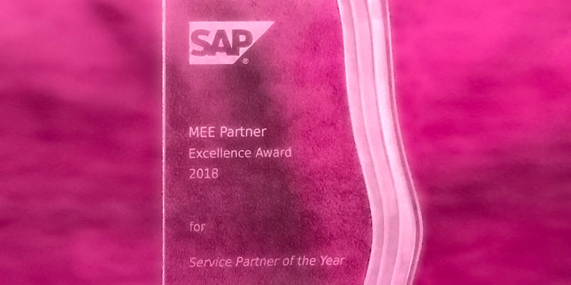 SAP zeichnet T-Systems mit Partner Excellence Award aus