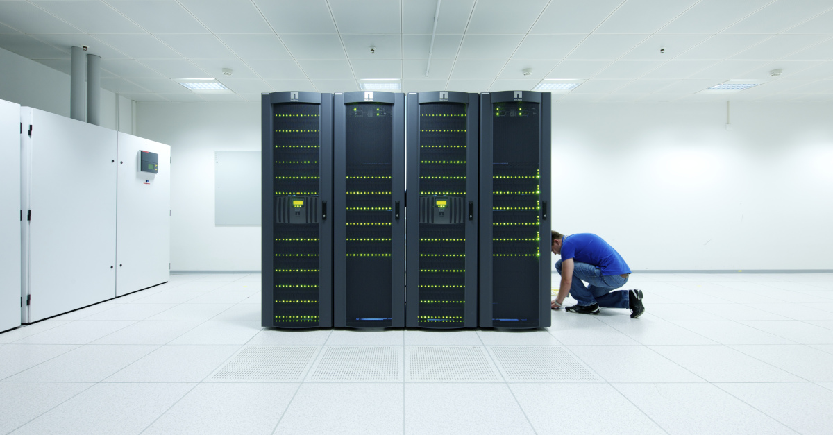 Data Center ConsoBIM