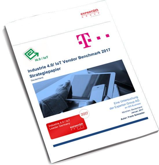 Industrie 4.0 und IoT Vendor Benchmark