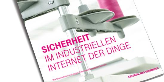 Sicherheit im industriellen Internet der Dinge